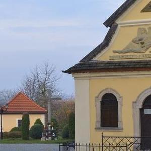 Okolice Kudowy Zdrój budynek kościelny